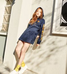 Image about lee sung kyung in photoshoot by sky Korean Street Fashion, Asian Fashion, Girl Fashion, Lee Sung Kyung Fashion, Lee Sung Kyung Style, Korean Girl, Asian Girl, Korean Style, Divas