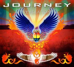 album covers   JOURNEY 'Revelations' released June 6th   The Rock N Roll ...