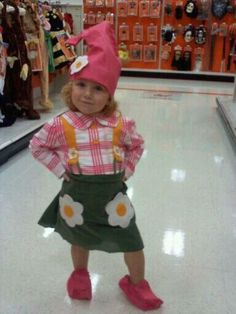 Lawn Gnome Halloween Costume
