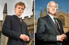 Endeavour and Inspector Morse