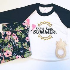 Bring Back Summer Limited Edition Tee!