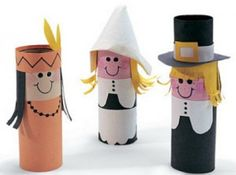 Thanksgiving pilgrim craft projects for kids, preschoolers, toddlers and adults. Easy pilgrim crafts ideas using paper, tp rolls, paper plate, paper cup, craft sticks and terra cotta pots. Pilgrim and