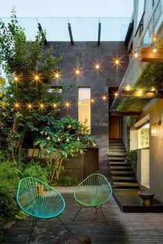Monte Parnaso House Modern Home in Ciudad de México, México by vgz… on Dwell