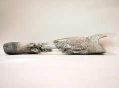 Crystallized Leg, made for Victoria Modesta's Ice Queen performance in the 2012 Paralympic opening ceremony.