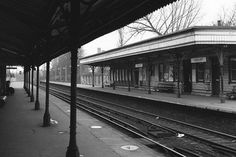 London Gipsy Hill station 14th March 1976 | Flickr - Photo Sharing!
