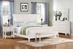 Tuxedo Park R - White Tie Master Bedroom, Wynwood Furniture, Hickory Furniture, Furniture Mart, Bed, Furniture, Bedroom Bench, Home Decor, Bench Furniture