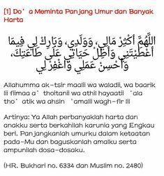 Niat Mandi Wajib Selepas Haid Bahasa Melayu