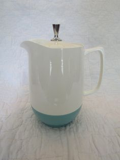 Vintage Pitcher Insulated Server Vacron Mid Century by rarefinds4u on Etsy