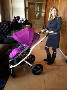 When Tara Met Blog: New BRITAX Affinity Stroller Review & Giveaway @Britax @Tara Settembre