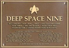 The dedication plaque is a long standing navel tradition where a plaque located on the bridge of a ship gives the details of that ship's construction.…