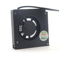 Brand new Magic MGA5012XS-A10 DC12V 0.19A Blower fan Server Cooling Fan 5.5cm 2-wire
