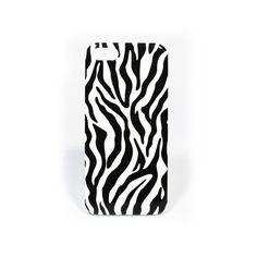 Iphone 5 hard cover met zebra print. Nu verkrijgbaar op www.fabstyle.nl