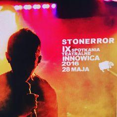 Stonerror zagra na festiwalu w Nowicy!  www.innowica.pl