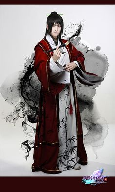 Chinese Paladin 5 prequel cosplay.   http://www.wuxiaedge.com/