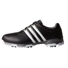 new style 55bd2 9d4fb UK Golf Gear - adidas Unisex Kids  360 Traxion Golf Shoes Mens Golf, St