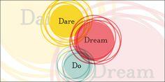 Dare.. Dream.. Do!!