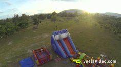 Vuelavideo.com En el parque Metropolitano
