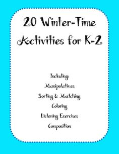 HUGE bundle of K-2 appropriate music activities that include manipulatives, sort & match, composition, listening activities, and color-by-symbol.All activities are winter-themed. With a mix of winter weather, holiday, and Christmas, you'll be sure to find several activities for each child no matter what school environment you teach in.This bundle is also included in my store's K-2 Bundle with several other non-seasonal activities.
