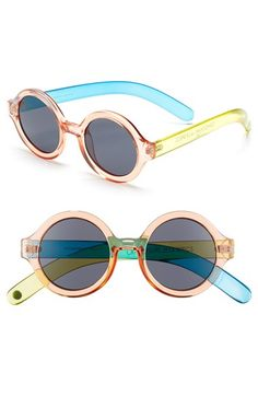 Craig and Karl x Le Specs 'Roundabout' 45mm Sunglasses available at #Nordstrom