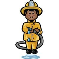 Fire safety and fire prevention lesson ideas and activities for preschool and kindergarten
