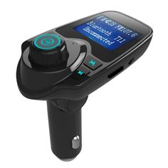 Car Mp3 Player Wireless Bluetooth Fm Transmitter FM Modulator HandsFree Car Kit A2DP 5V 2.1A USB Charger for iPhone Samsung T11