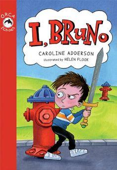 Amazon.com: I, Bruno (Orca Echoes) eBook: Adderson, Caroline, Flook, Helen: Kindle Store