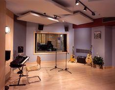 18 Amazing Home Studio Setups Any Musician Would Love - Page 3 of 4 - Home Epiphany