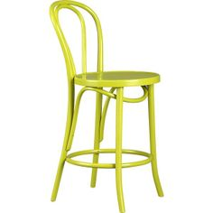 ViennaBarstool, crate and barrel