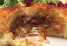 Shepherds Pie Balls, the recipe in video by Chefclub Chefs, Sheppard Pie, Meat Cake, Beef Steak Recipes, Bourguignon, Oven Dishes, Side Dishes, Balls Recipe, International Recipes