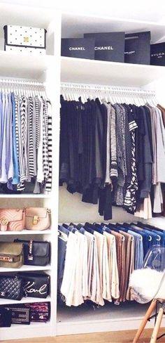 Closet organization tips that really work