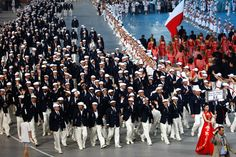 U.S Olympic Team....obsessed with them and their super cute Ralph Lauren outfits!!!