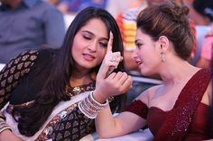 Anushka Shetty Latest Photos at Baahubali Audio Launch - Anushka Shetty