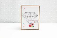 Reto marzo Scrapbookpasion: Geométricos – Mimama Handmade