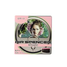 Air Spencer Rosado Air Freshener, Polaroid Film