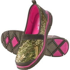 Ladies Realtree Sophie Slip On Shoes | Legendary Whitetails