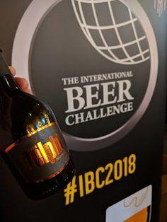 Βράβευση της μικροζυθοποιίας ΕΛΙΞΗ στο International Beer Challenge Sauce Bottle, Soy Sauce, Beer, Root Beer, Ale, Soy Candle, Bean Dip