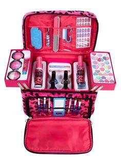 Faux Fur Mega Kit   Make-up Gift Sets   Beauty   Shop Justice