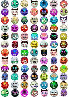 Halloween Activities (Halloween Emoji Activities) | Emoji codes ...