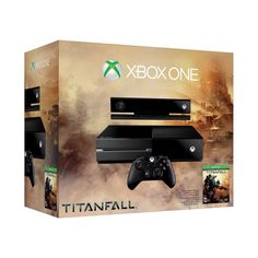 Product FeaturesBundleIncludes an Xbox One console, Kinect sensor, wireless controller, chat headset, HDMI cable, 1-month Xbox Live Gold membership and a Titanfall game download....