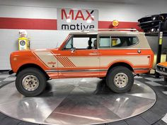 1980 IHC for sale - Hemmings Motor News International Harvester Truck, International Scout, Orange Interior, Business Journal, Transfer Case, Story Video, Manual Transmission, Cars For Sale, Nissan