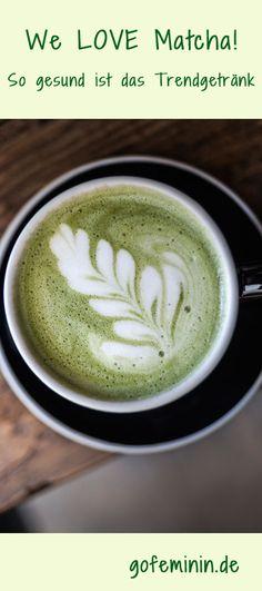 Darum sollten wir Matcha-Tee zum Frühstück trinken! http://www.gofeminin.de/gesundheit/matcha-tee-wirkung-s1777607.html