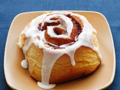 Almost-Famous Cinnamon Buns Recipe : Food Network Kitchen : Food Network