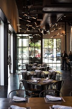 I M Really Impressed With Wheelhouse The New Casual Restaurant That Recently Opened In Dallas Design District Great Smart Service Good Food