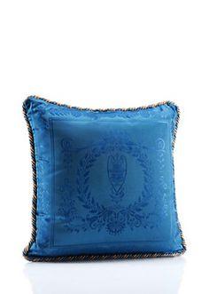 Versace - Empire Cushion Accent Pillows, Throw Pillows, Versace Home, Home Collections, Cushions, Textiles, Luxury, Hearth, Empire