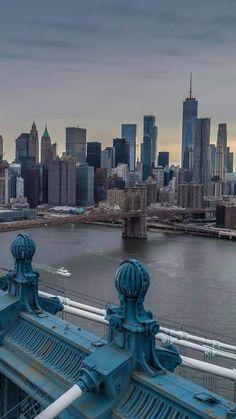 Manhattan Nyc, New York Skyline, Travel, Viajes, Traveling, Trips, Tourism