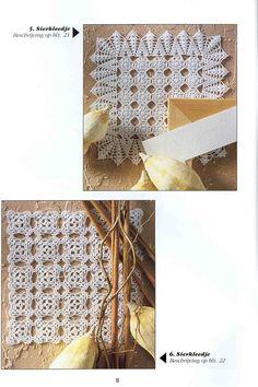 "Revista: «Créations crochet n ° 28"". Discusión sobre LiveInternet - Servicio de Rusia Diarios Online"