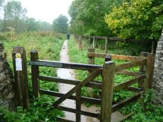 Footpath - Cotswolds