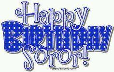 Happy Birthday Soror!