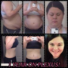 Kelsey's Plexus Results! | Get Healthy With Plexus