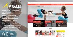 Download – Fitness Sport Gym Responsive Theme v5.0